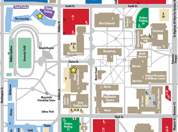 University Of Central Missouri Map.Store Hours