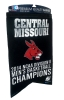 NCAA Mules Championship Banner