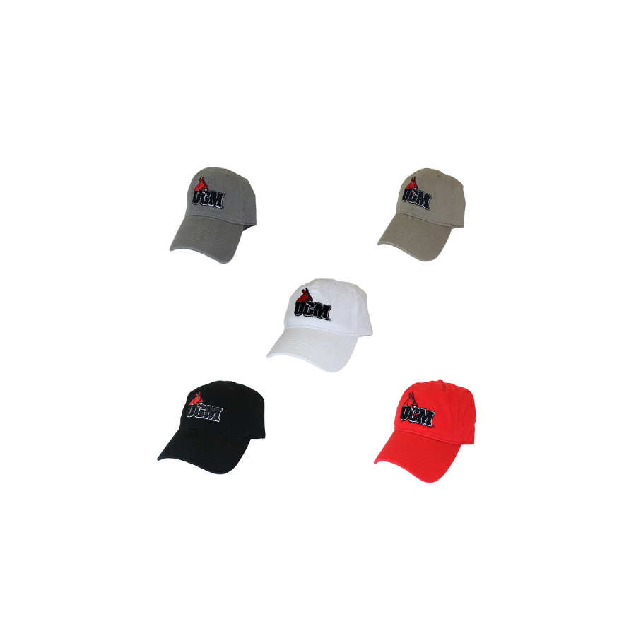 UCM EMBROIDERED HAT