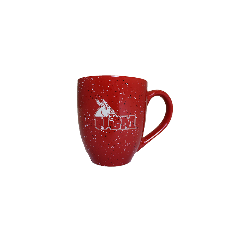 Image For UCM 16 OZ SPECKLED BISTRO MUG