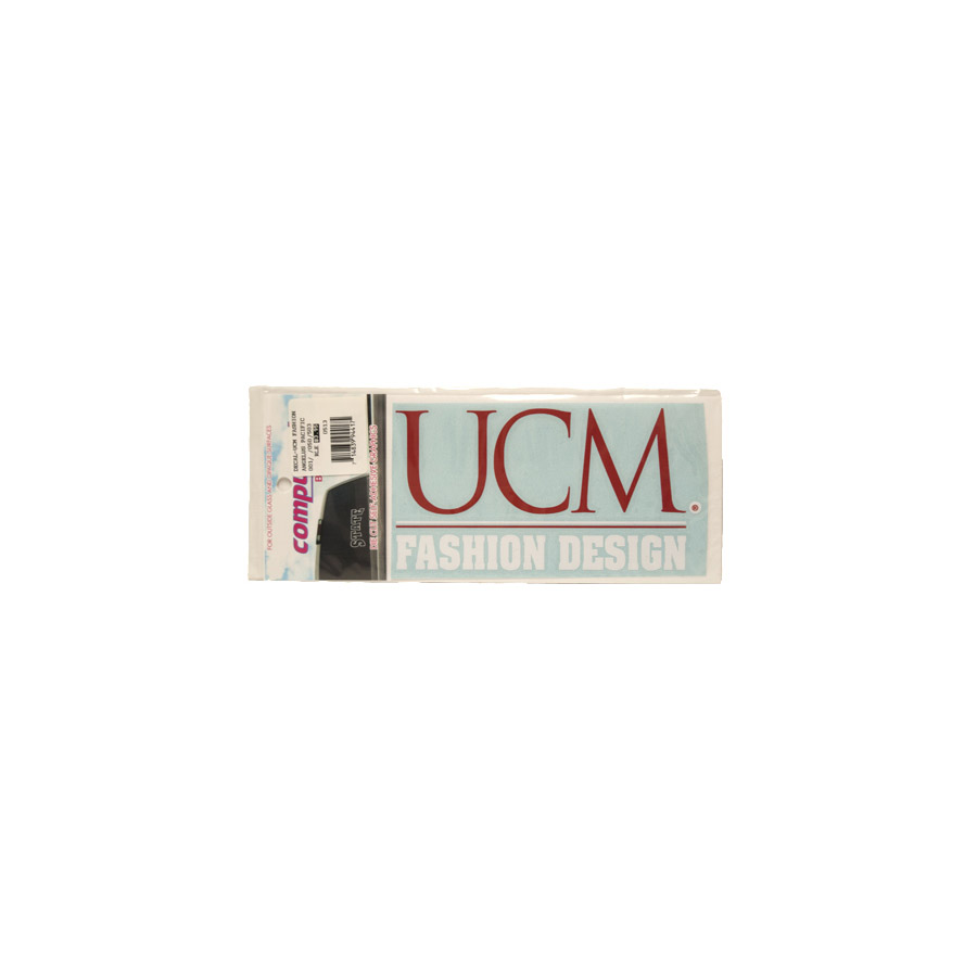 "Image For UCM FASHION DESIGN DECAL <font color=""red"">Clearance</font>"