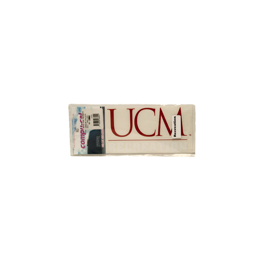 "Image For UCM RECREATION DECAL <font color=""red"">Clearance</font>"