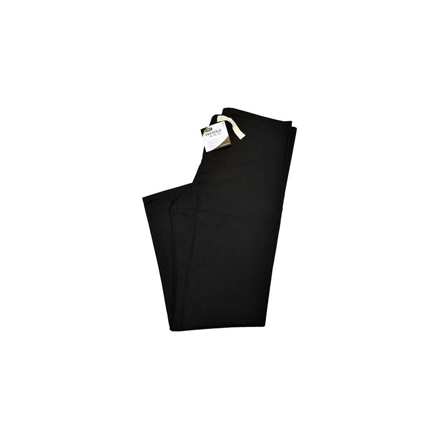 Image For BLACK SCRUB PANTS PLAIN