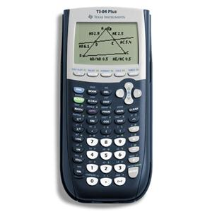 Image For CALCULATOR TI 84 PLUS