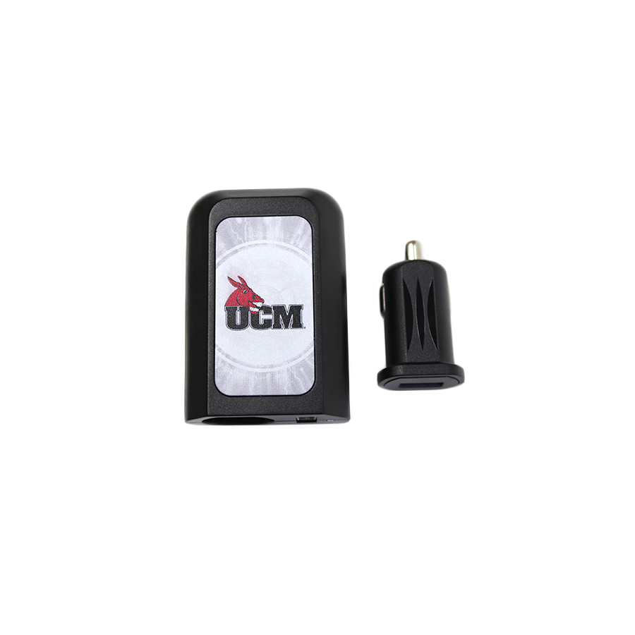 Image For UCM CAR AND WALL CHARGER