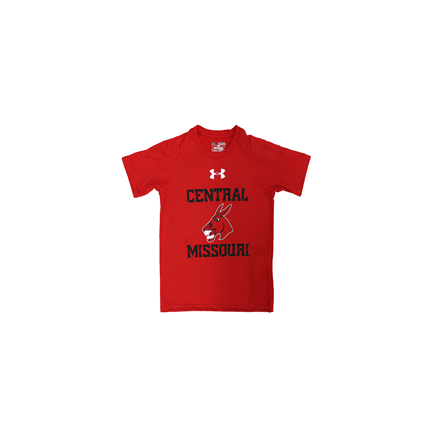 Image For YOUTH CENTRAL MISSOURI UNDER ARMOUR TEE