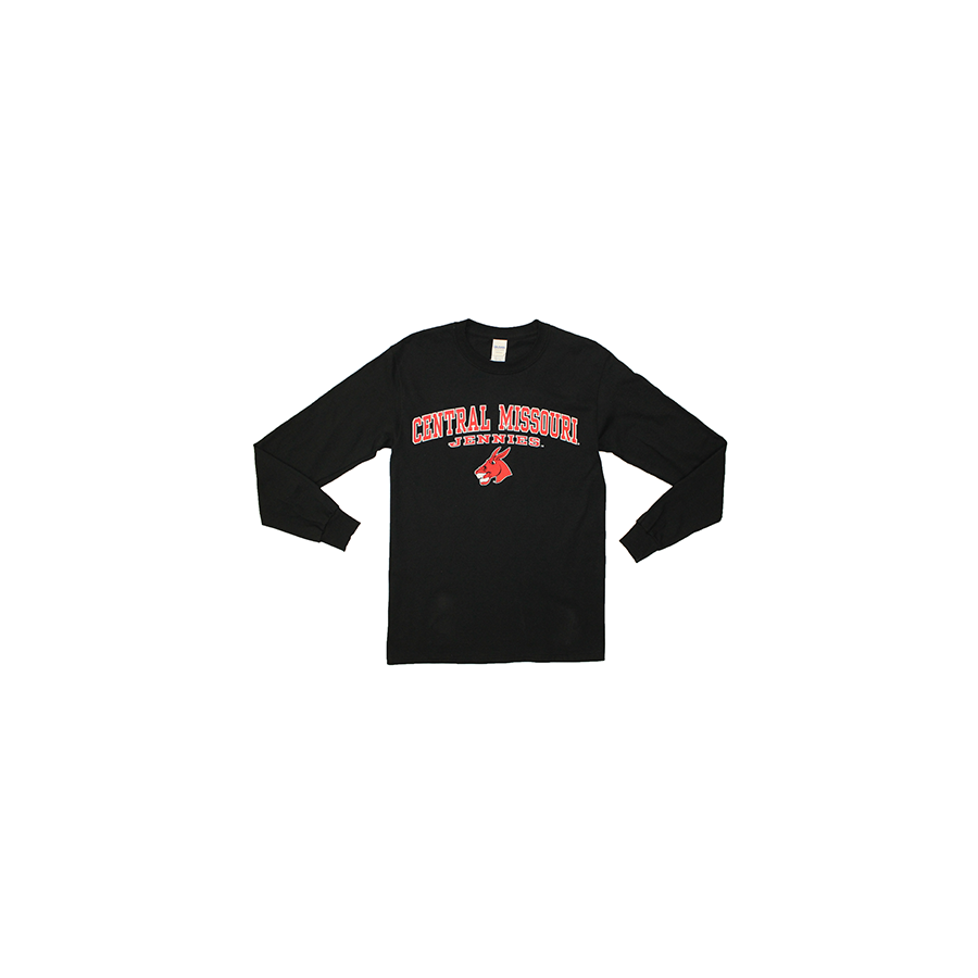 Image For CENTRAL MISSOURI JENNIES LONG SLEEVE TEE