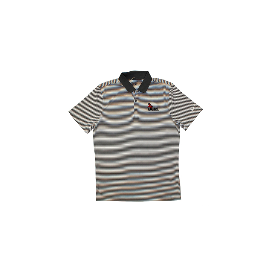 Image For UCM VICTORY MINI STRIPE POLO