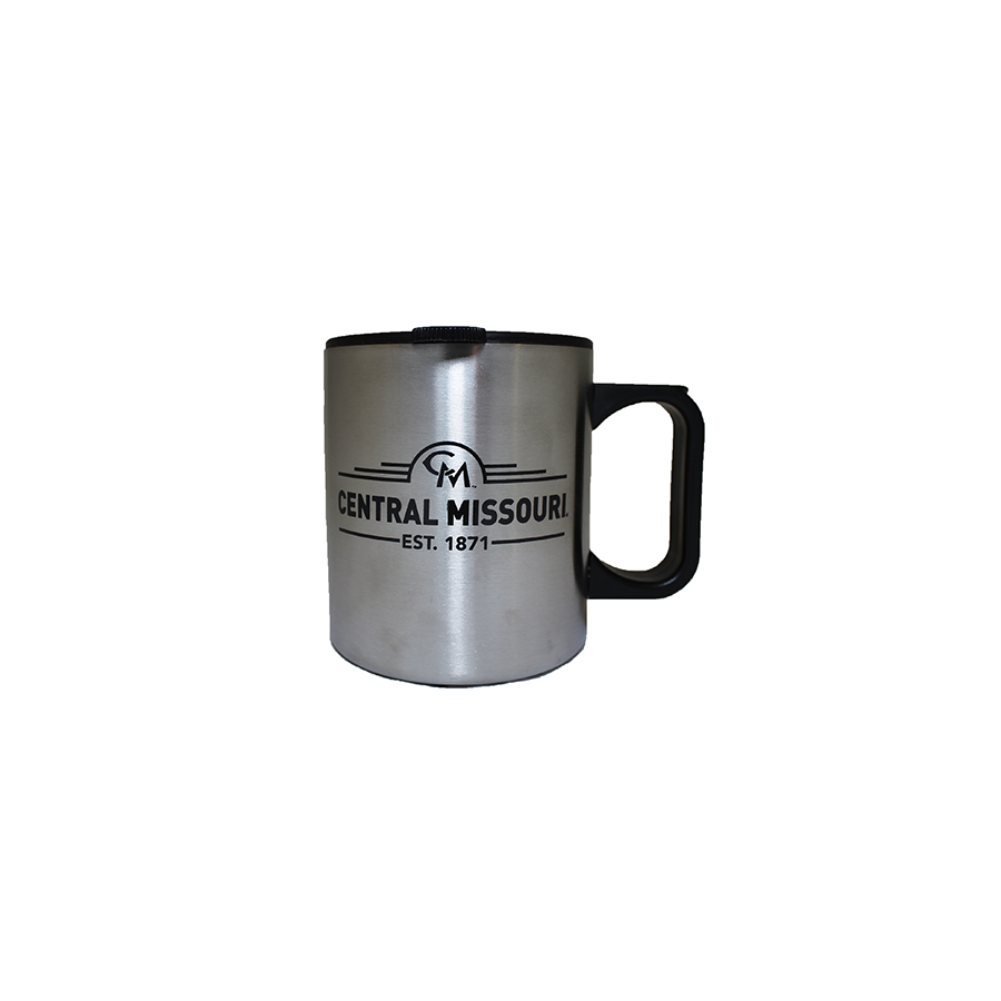 Image For CENTRAL MISSOURI STAINLESS STEEL 12 OZ CITY MUG