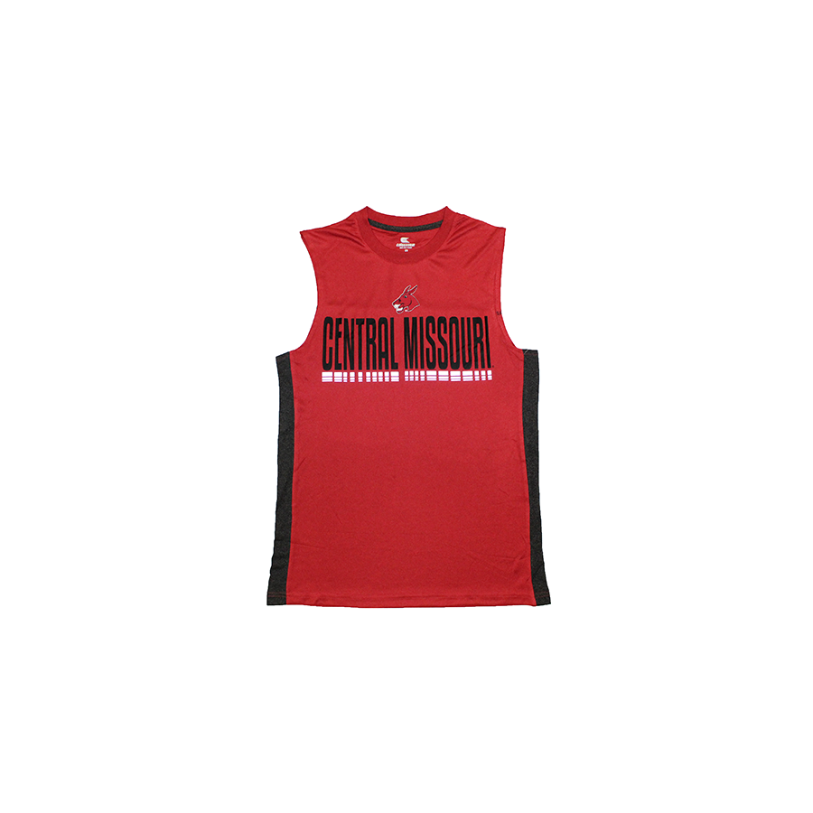 Image For CENTRAL MISSOURI SLEEVELESS TEE