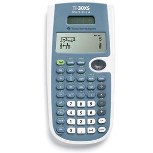 Image For CALC-TEX TI-30S MVI