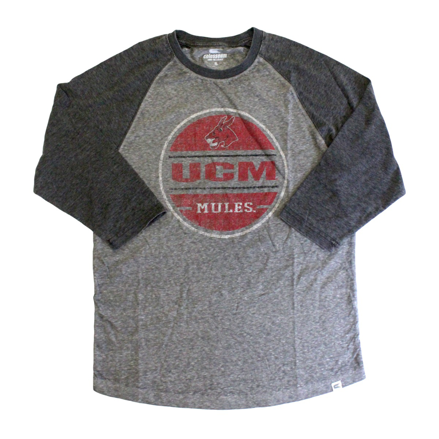 Image For UCM MULES 3/4 SLEEVES