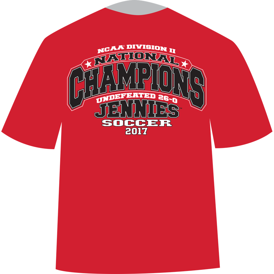Image For 2017 NCAA DII SOCCER NATIONAL CHAMPIONS
