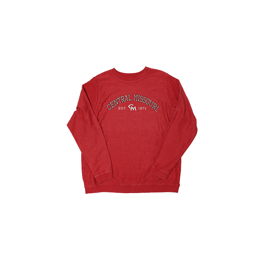 Image For CENTRAL MISSOURI CREWNECK PULLOVER