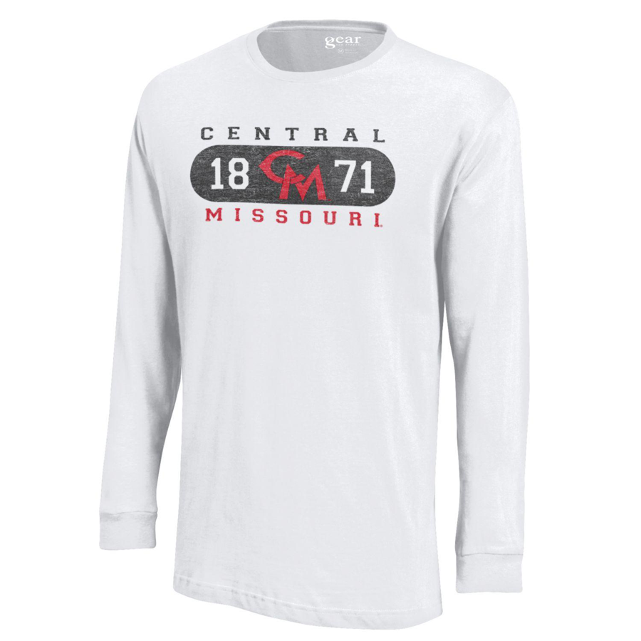 Image For CENTRAL MISSOURI SOFT LONG TEE