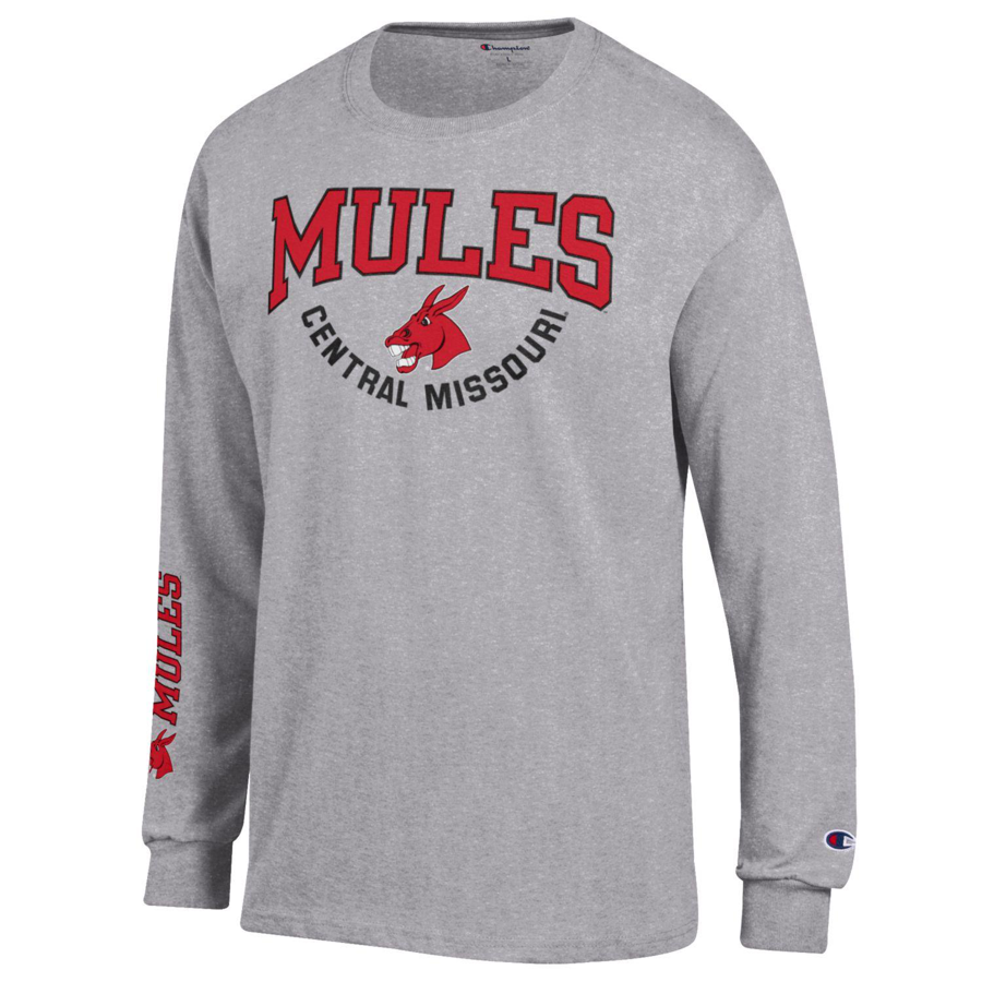 Image For CHAMPION MULES LONG SLEEVE TEE