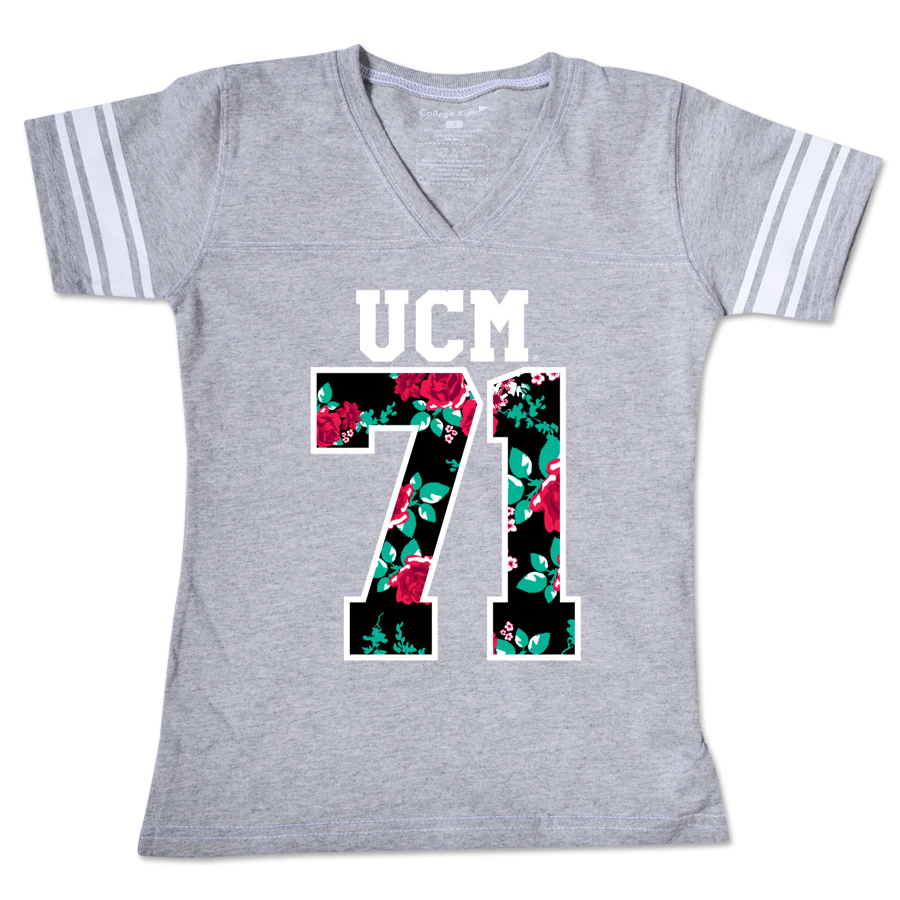 Image For YOUTH UCM SHORT SLEEVE JERSEY TEE