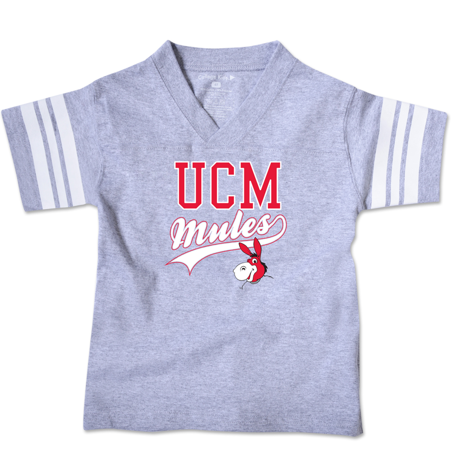 Image For UCM MULES TODDLER TEE