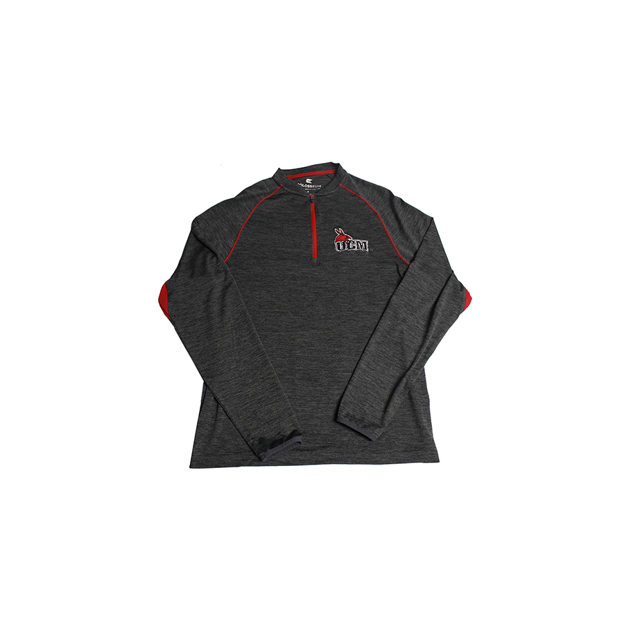 Image For UCM BLACK 1/4 ZIP