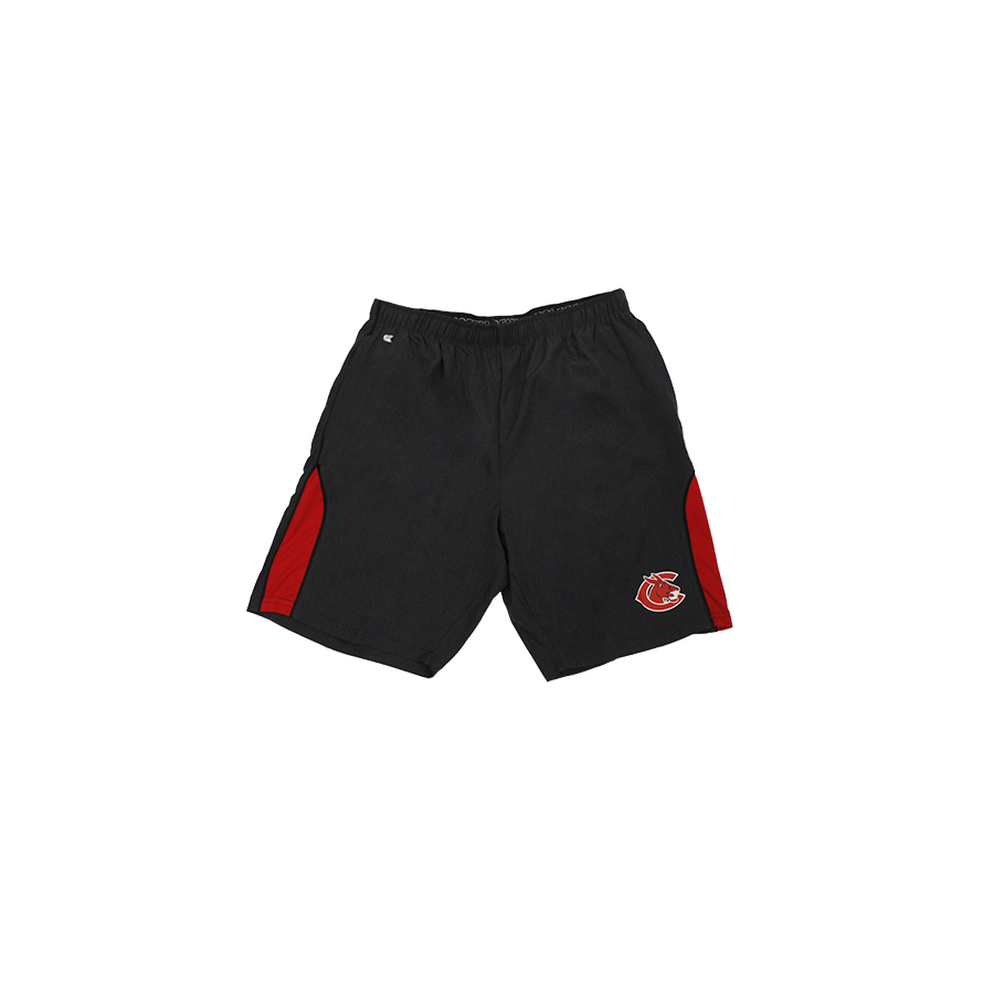 Image For CHARCOAL MULE MENS SHORTS