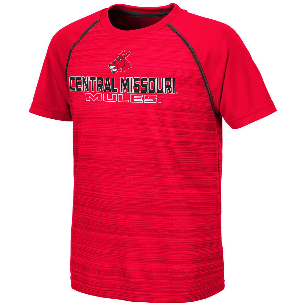 Image For COLOSSEUM YOUTH ATHLETIC TEE