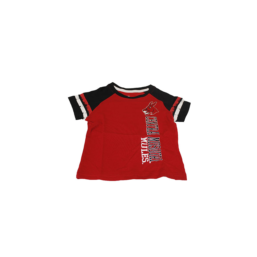 Image For CENTRAL MISSOURI MULES TODDLER TEE
