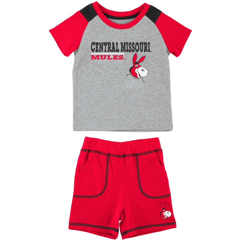 Image For COLOSSEUM UCM INFANT SET