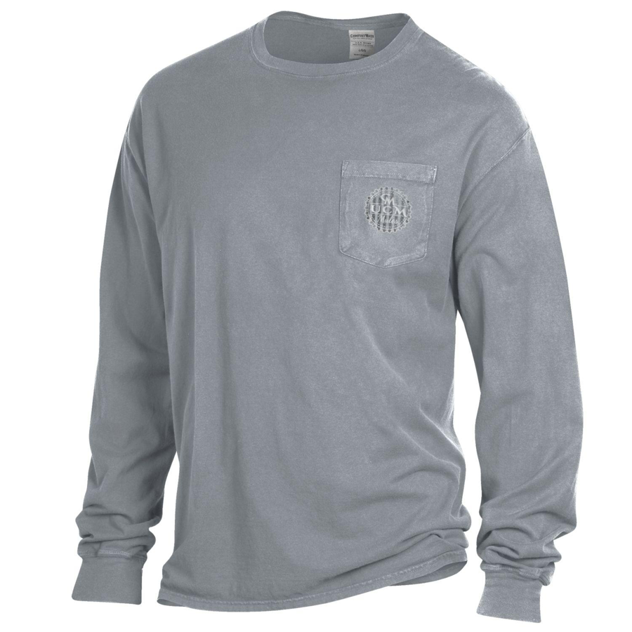 Image For COMFORT FRONT & BACK LONG SLEEVE