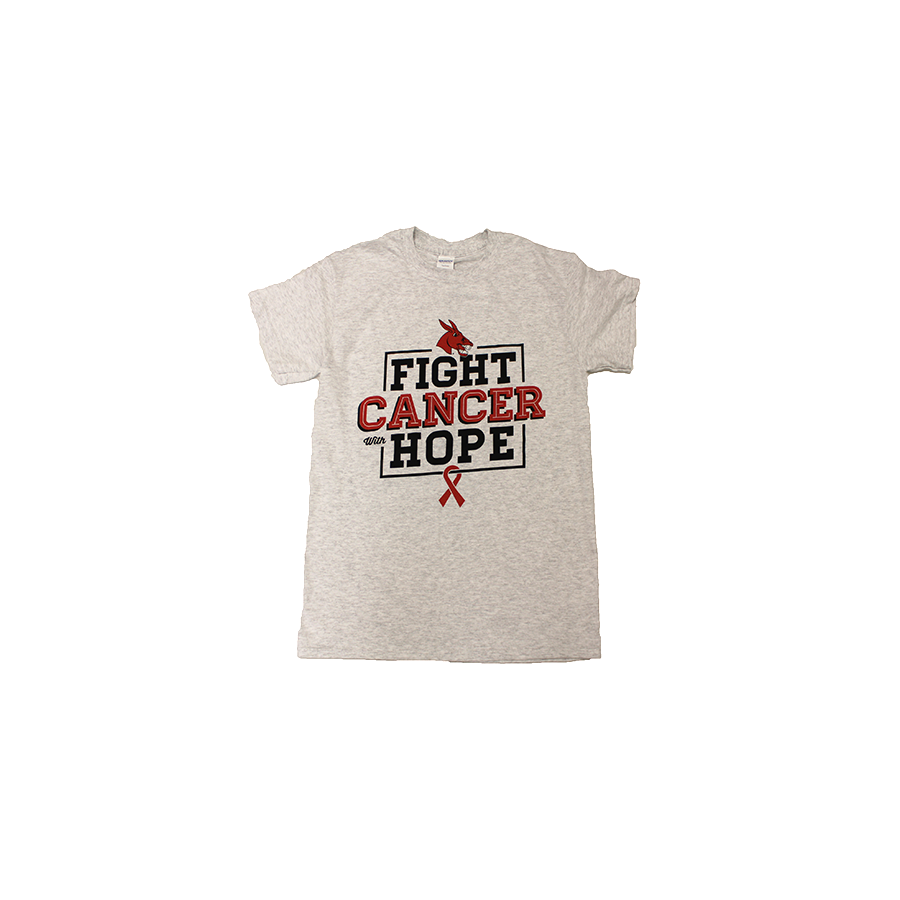 Image For * FIGHT CANCER WITH HOPE TEE