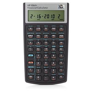 Image For HP 10bll Calculator
