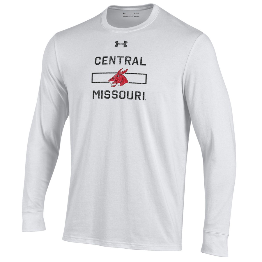 Image For CENTRAL MISSOURI MULES LONGSLEEVE TEE