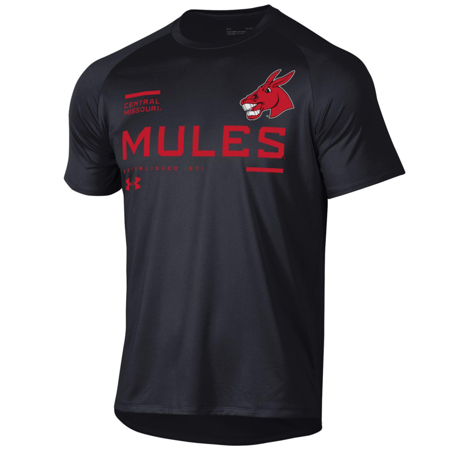 Image For UNDER ARMOUR CENTRAL MISSOURI ACTIVE TEE