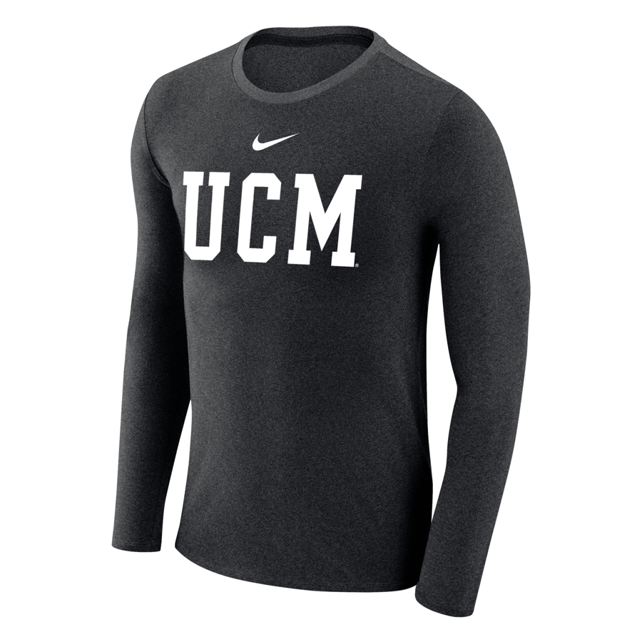Image For NIKE LONG SLEEVE UCM TEE