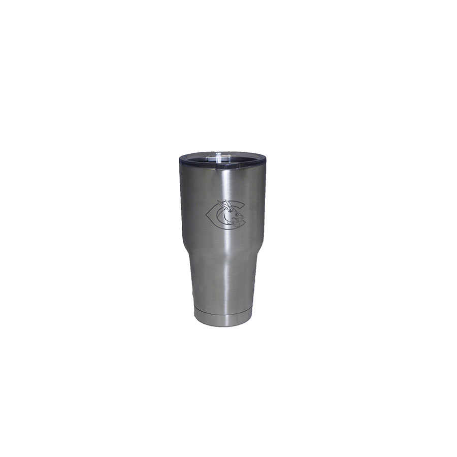 Image For 30OZ STEEL CENTRAL MISSOURI TUMBLER