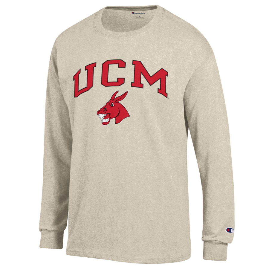 Cover Image For CHAMPION UCM MULES LONGSLEEVE TEE