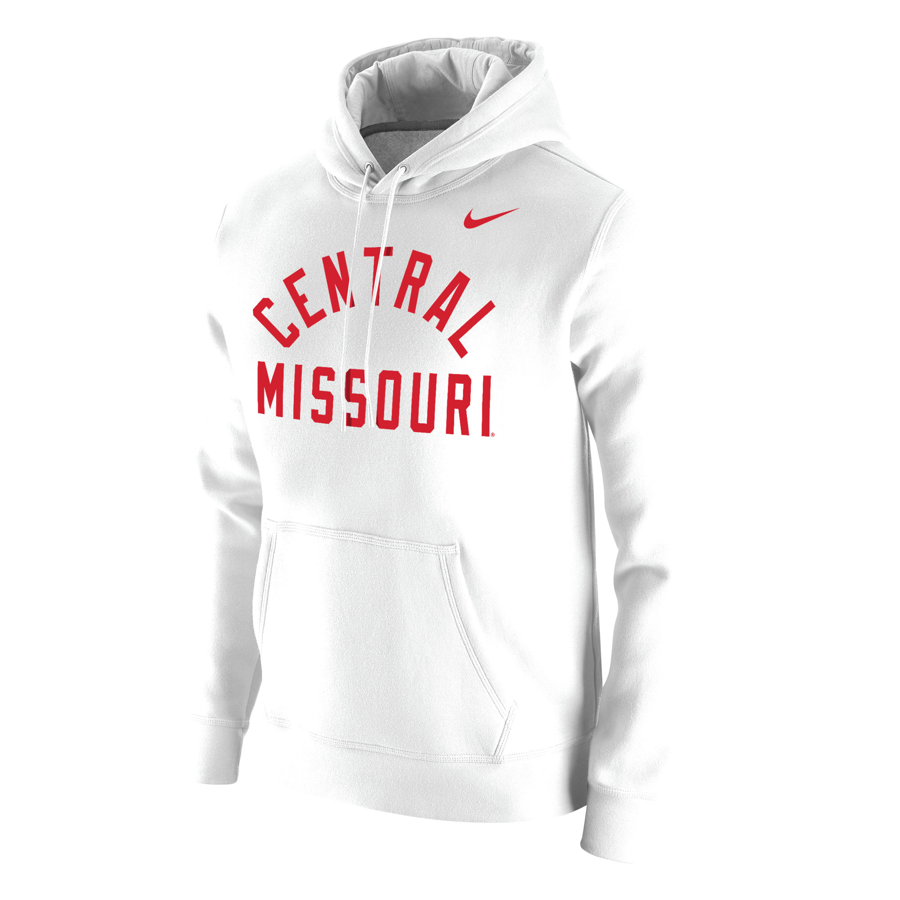 Cover Image For NIKE CENTRAL MISSOURI HOODIE
