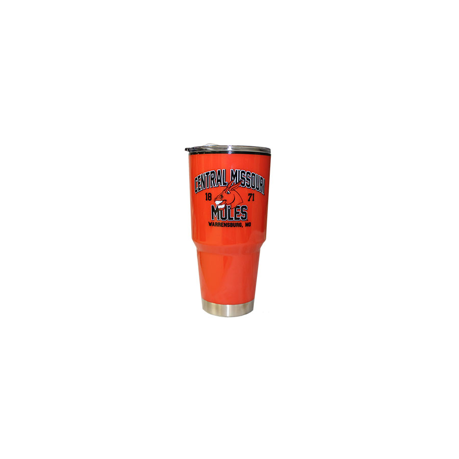 Image For CENTRAL MISSOURI MULES TUMBLER