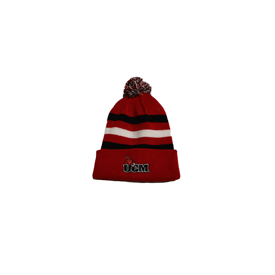 Image For KID'S UCM POM BEANIE