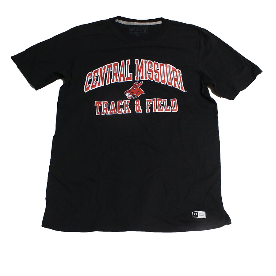 Image For CENTRAL MISSOURI TRACK AND FIELD TEE
