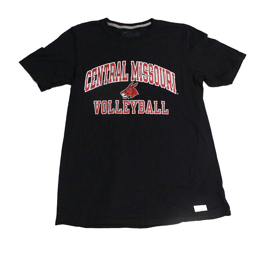 Image For CENTRAL MISSOURI VOLLEYBALL TEE