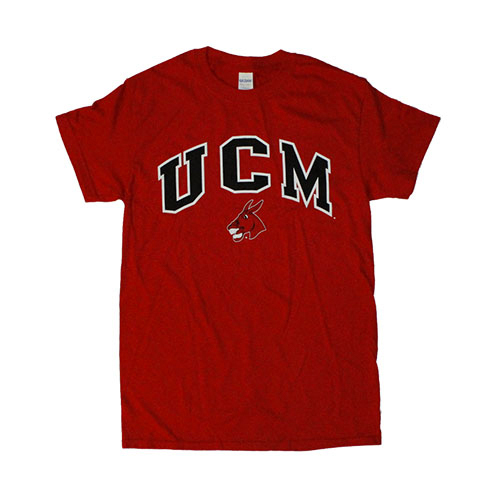 Image For 2/$20 UCM ARCH TEE