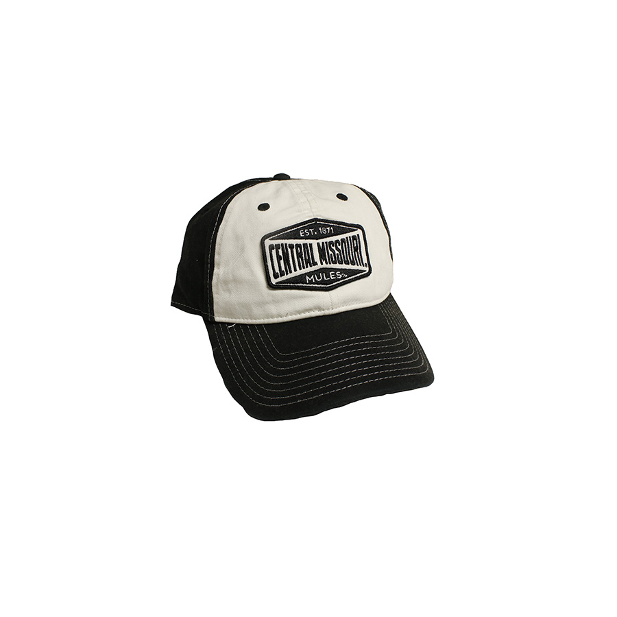 Image For CENTRAL MISSOURI WASHED TWILL CAP