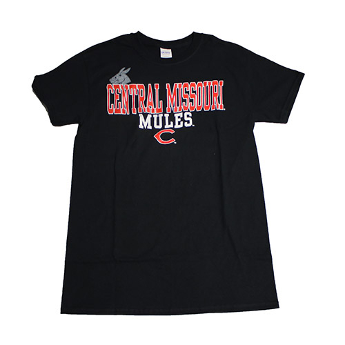 Image For CENTRAL MISSOURI MULES TEE