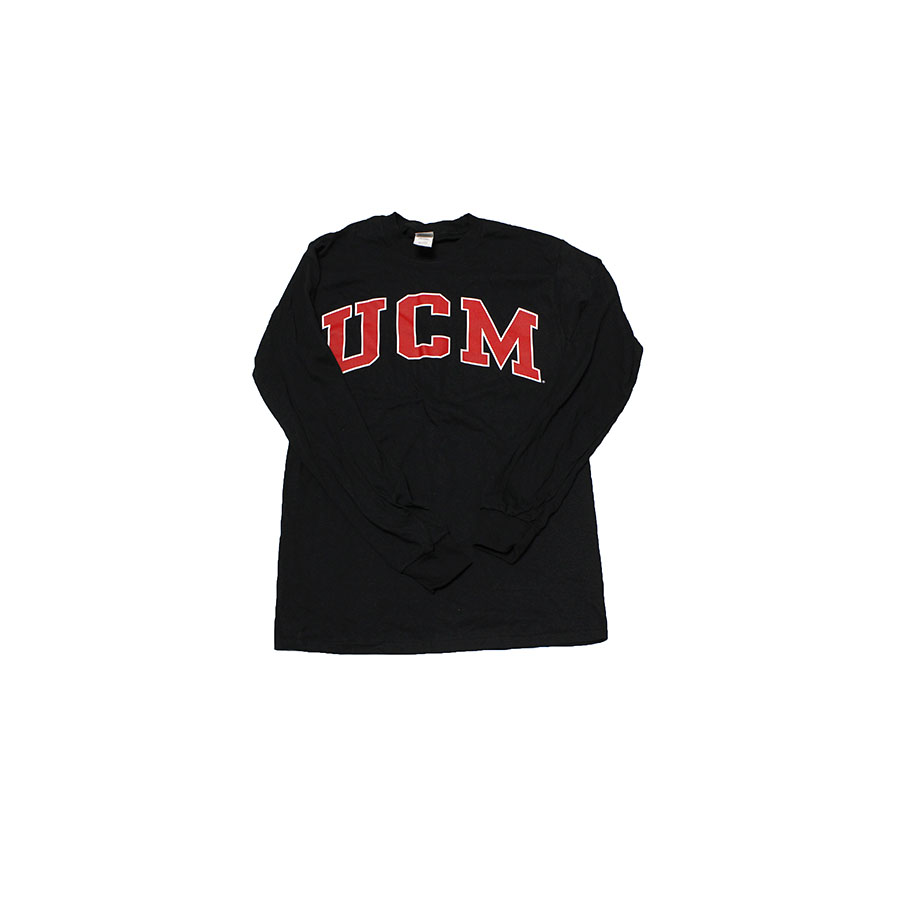 Image For BOLD UCM LOGO TEE