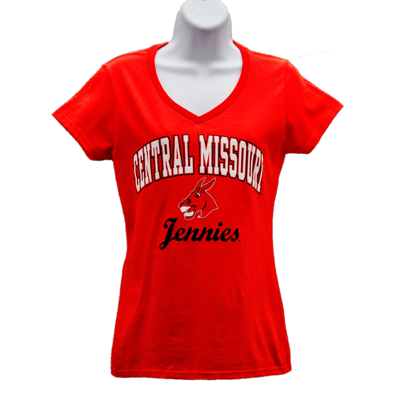 Image For JENNIES UCM V-NECK TEE