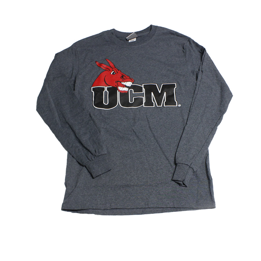 Image For UCM LONG SLEEVE TEE