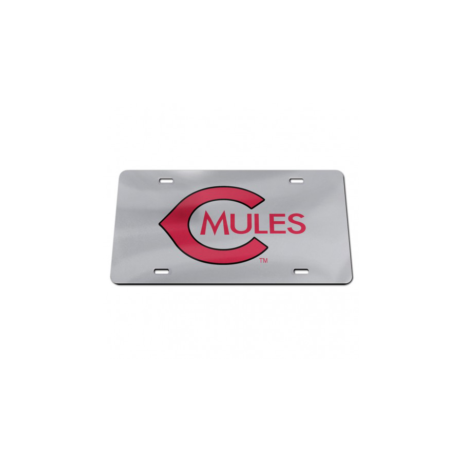 Image For C MULES LICENSE PLATE