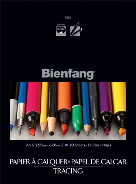 "Image For Bienfang® 9"" x 12"" Tracing Paper Pad"