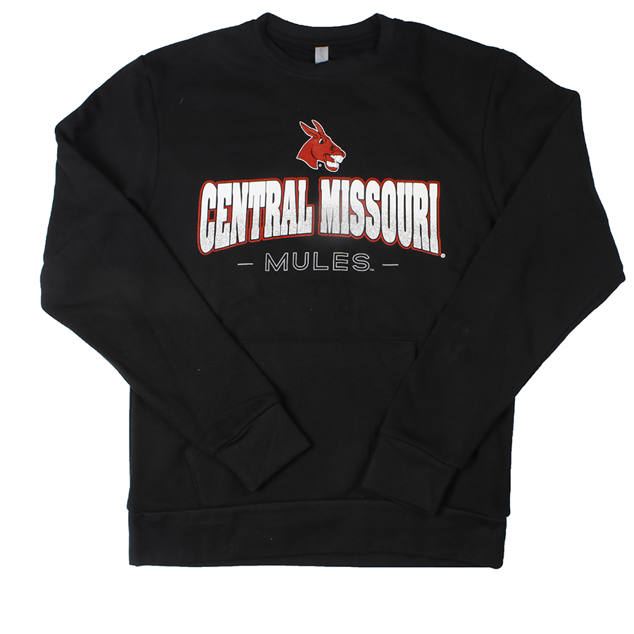Image For CENTRAL MISSOURI MULES SWEATSHIRT