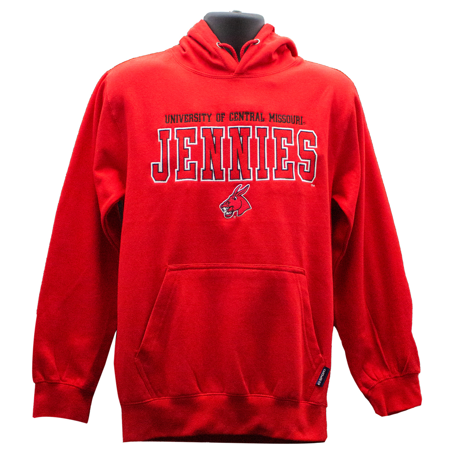 Image For JENNIES CENTRAL MISSOURI HOODIE
